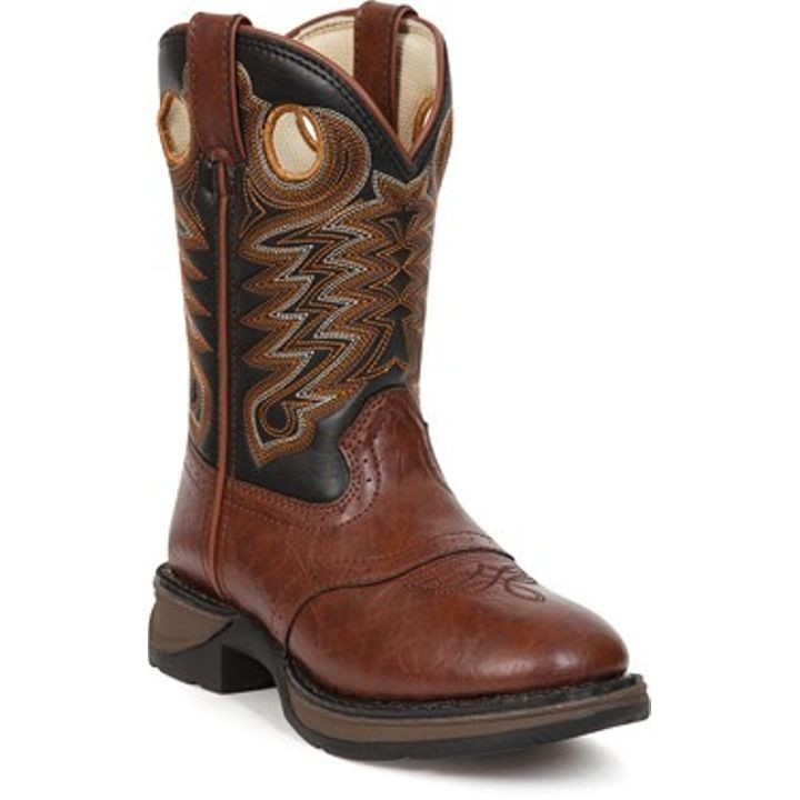 Little Boys' Rebel Western Cowboy Boot
