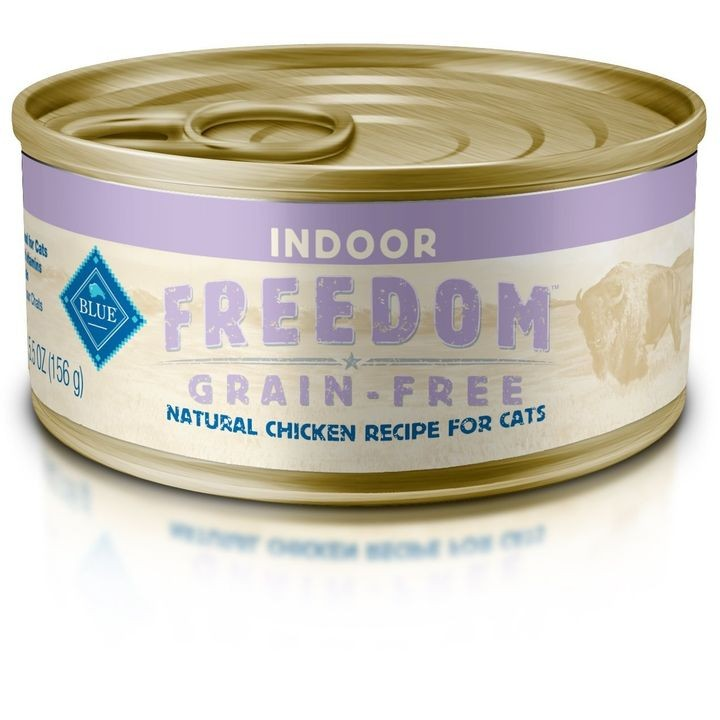 Freedom Chicken Grain Free Indoor Adult Canned Cat Food