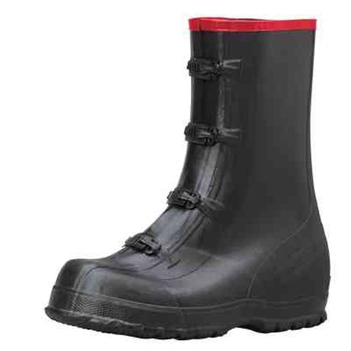 Men's Super Sized 4 Buckle Overshoe