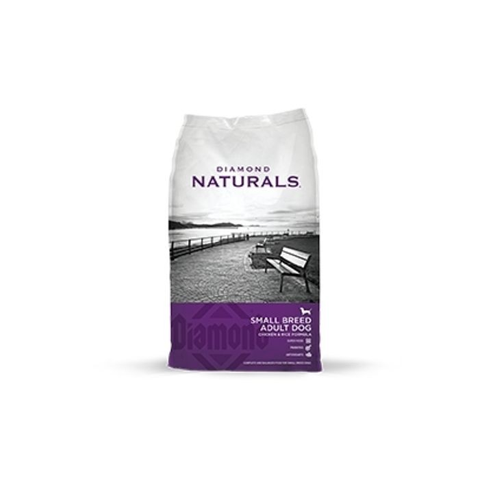 Naturals Small Breed Adult Dog Chicken & Rice Formula