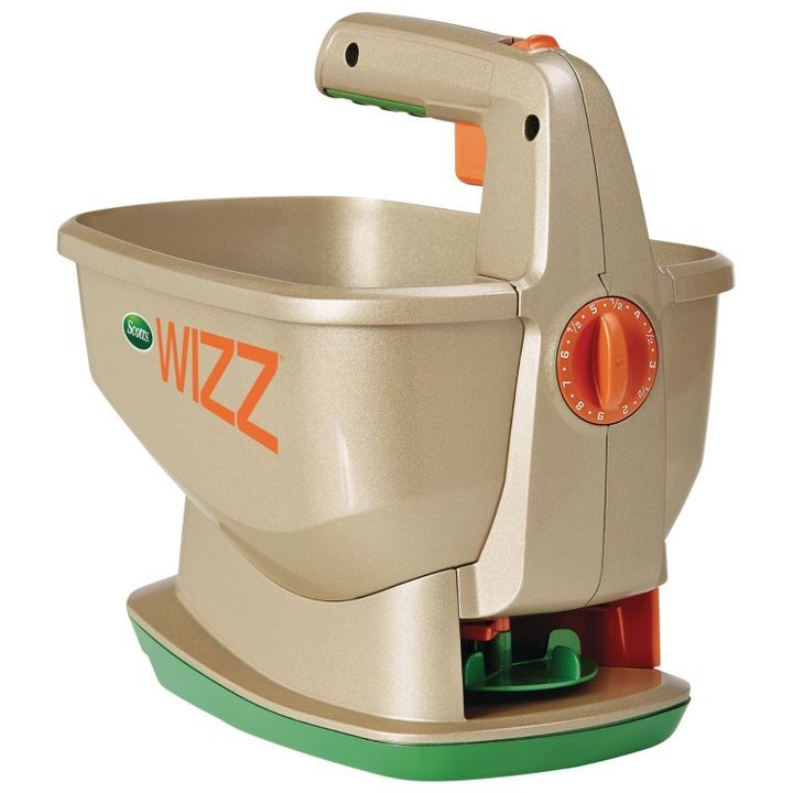 Wizz Hand-Held Spreader