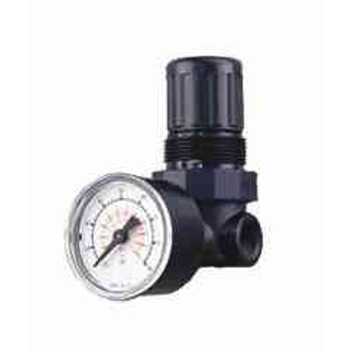 Gauge Pressure Regulator
