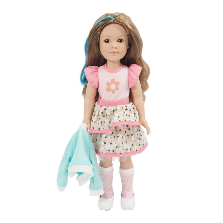 "14"" Kindness Club Doll - Paisley"