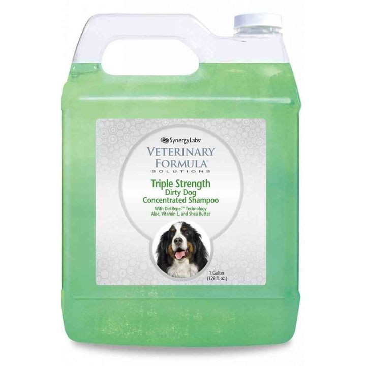 Veterinary Formula Solutions Triple Strength Dirty Dog Concentrated Shampoo