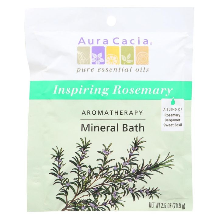 - Aromatherapy Mineral Bath Inspiration - 2.5 Oz - Case Of 6