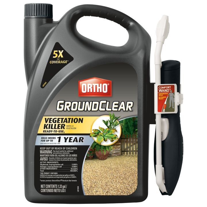 Ground Clear Vegetation Killer Ready To Use