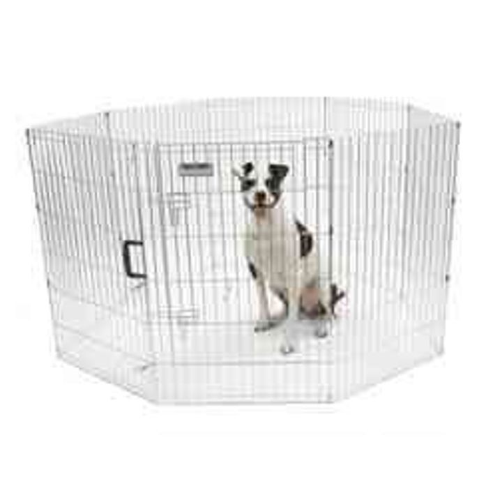 Deluxe Play Yard & Exercise Pen