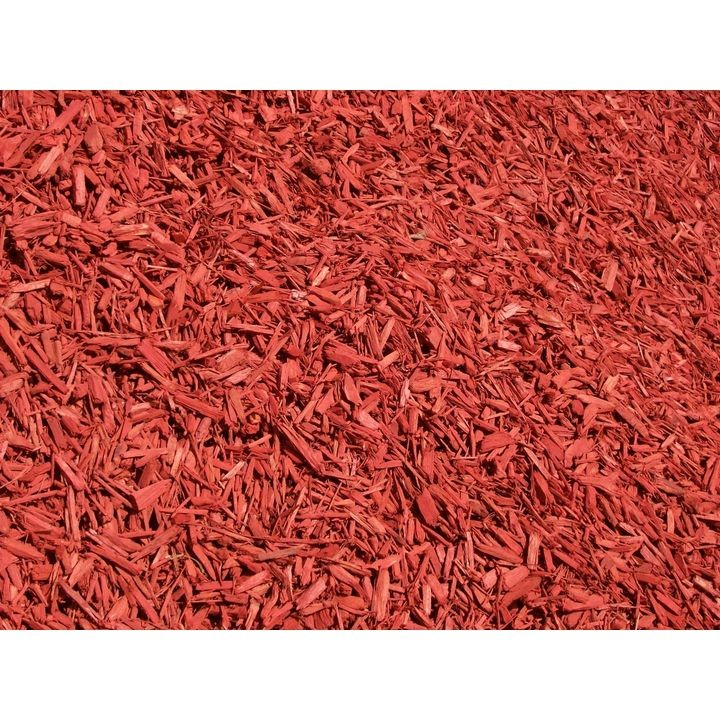 Radiant Red Mulch Theisen S Home Auto
