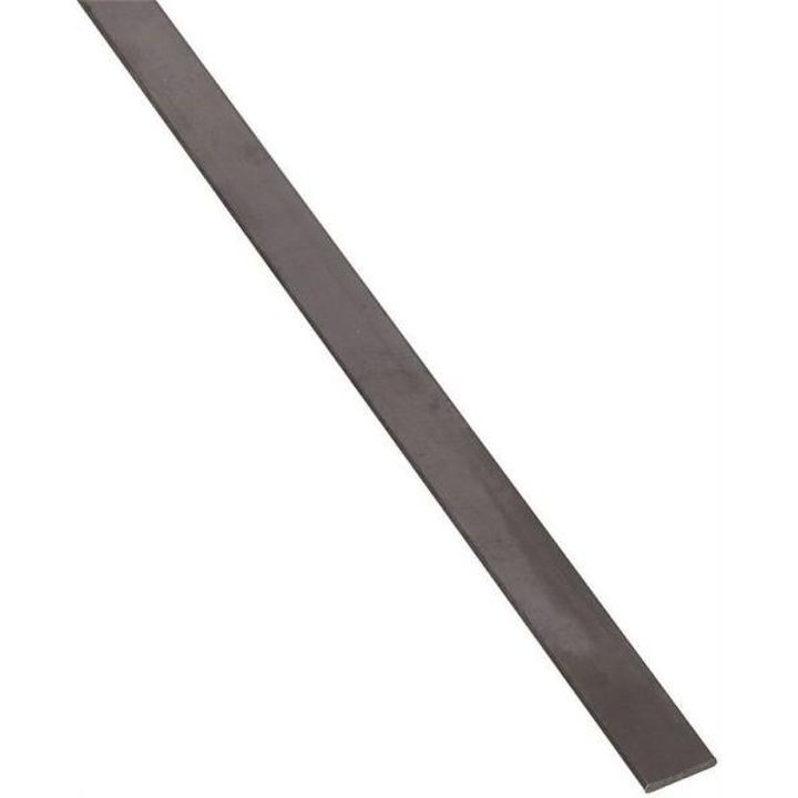 1/8 X 3/4 X 48 Inches Steel, Mill Weldable Flat Bar