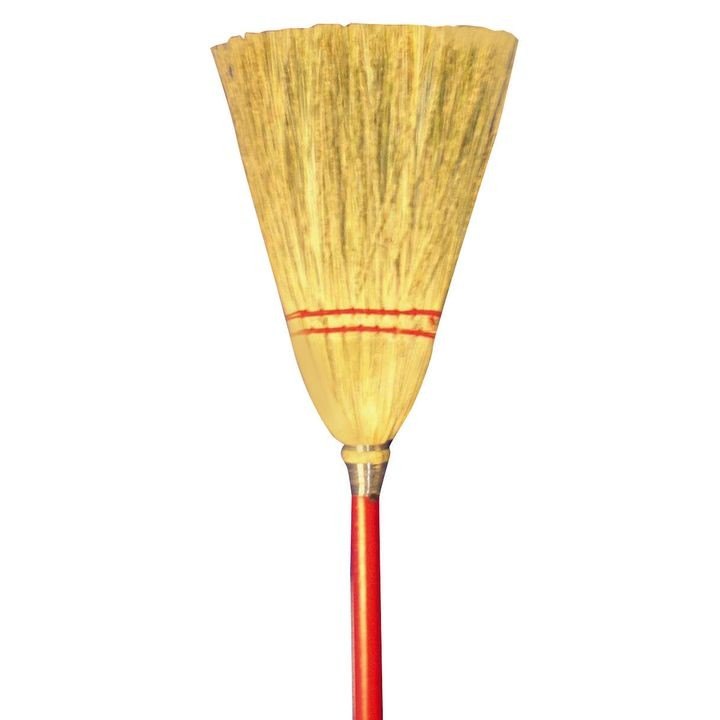 #18 Toy Household Broom, Corn/sotol