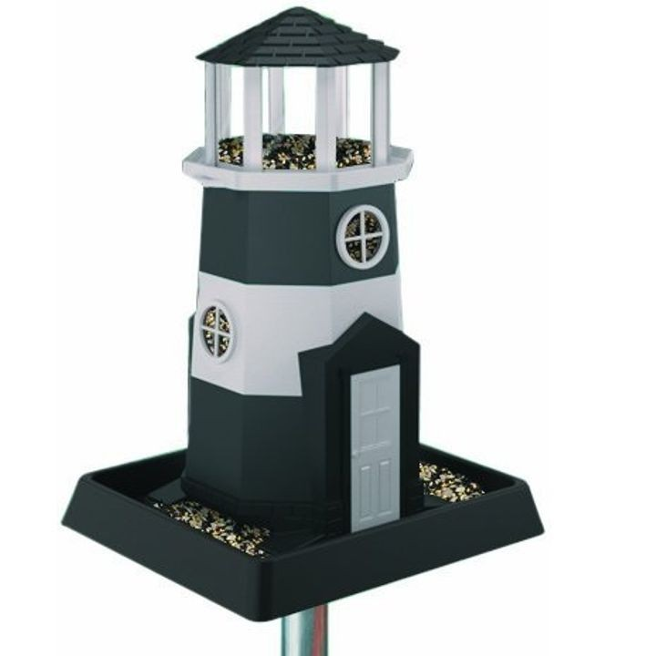 Shoreline Lighthouse Bird Feeder