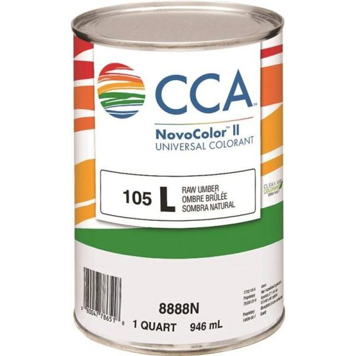 1 Qt Universal Colorant L-Raw Umber