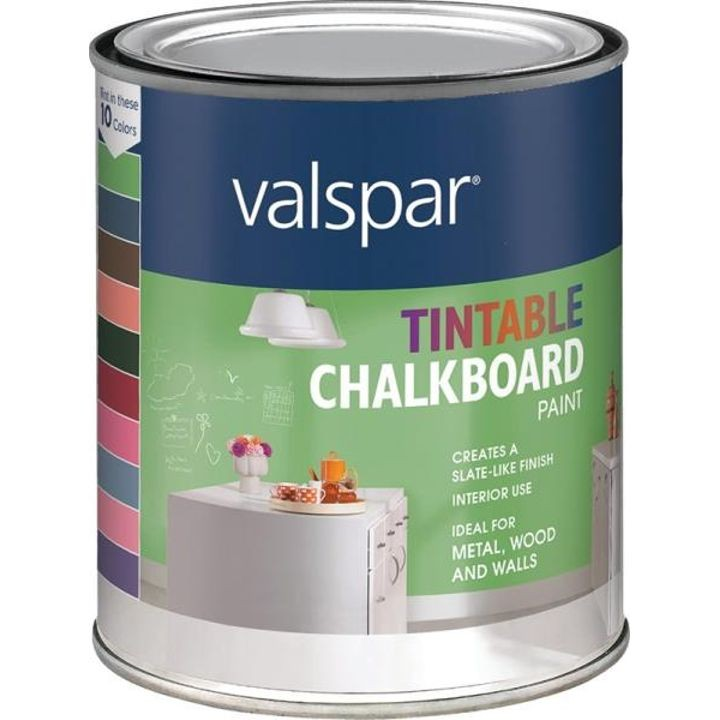1 Qt Tint Base Chalkboard Paint