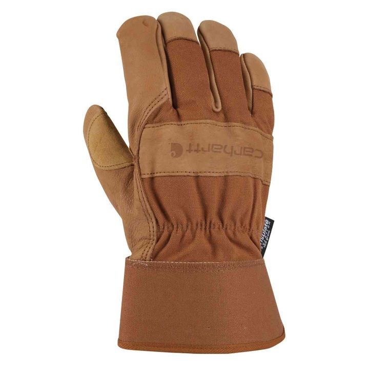 Men's Insulated Grain Leather Work Glove