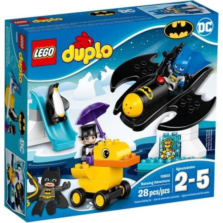 Duplo Super Heroes Batwing Adventure Theisens Home Auto