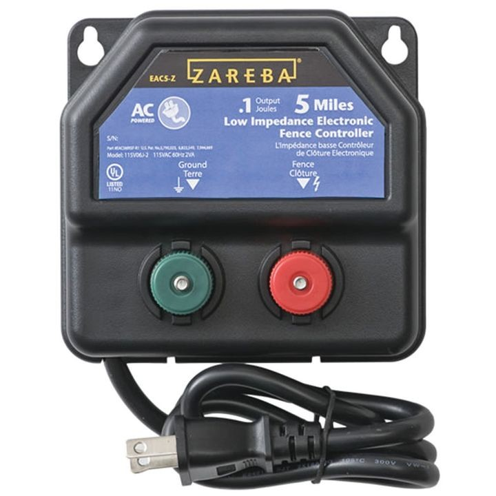 Ea5m Z Electric Fence Charger 110 120 V 0 1 J Theisen