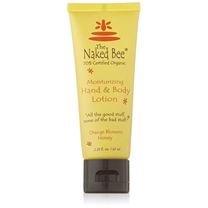 Naked Bee Vanilla Rose & Honey (2.25 oz) - Tyrone Milling Inc.
