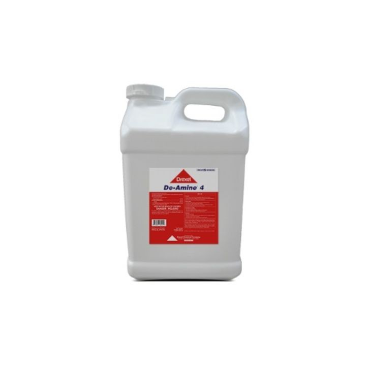 2-4C Amine 2.5 Gallon Weed Killer