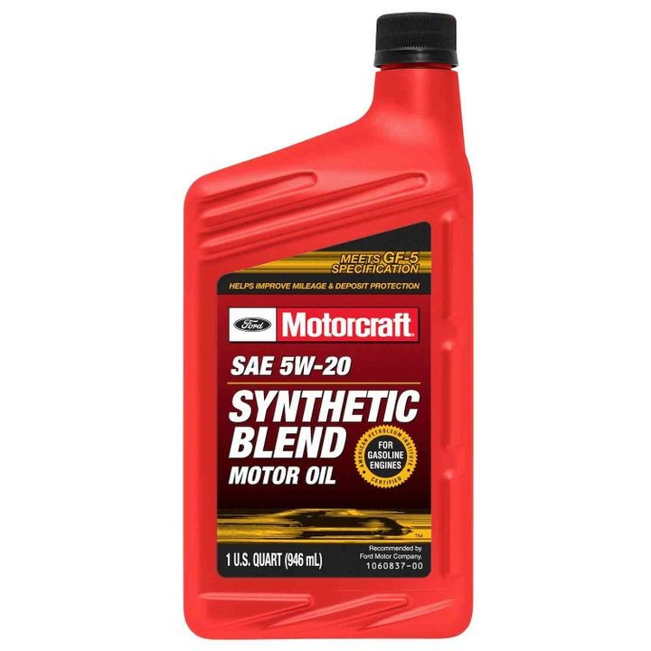 sae 5w 20 synthetic blend motor oil theisen 39 s home auto