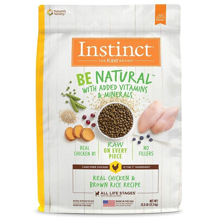 Be Natural Dry Dog Food   Theisen's Home & Auto