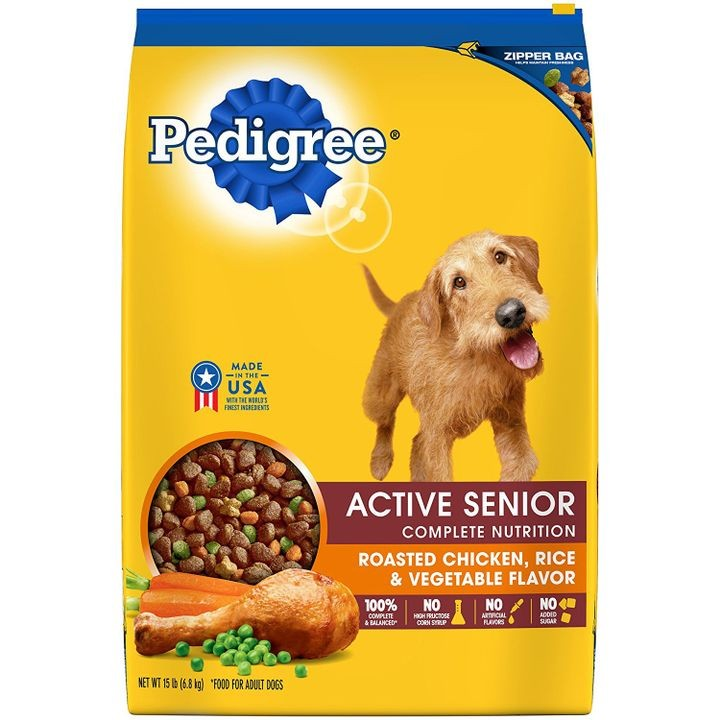 Healthy Dog Food For Elderly Dogs