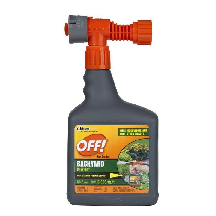 Backyard Mosquito Repellent