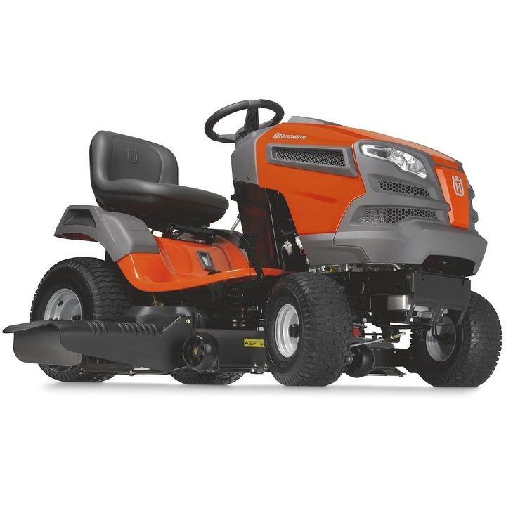 54 Inch Briggs Amp Stratton Hydrostatic Riding Lawn Mower