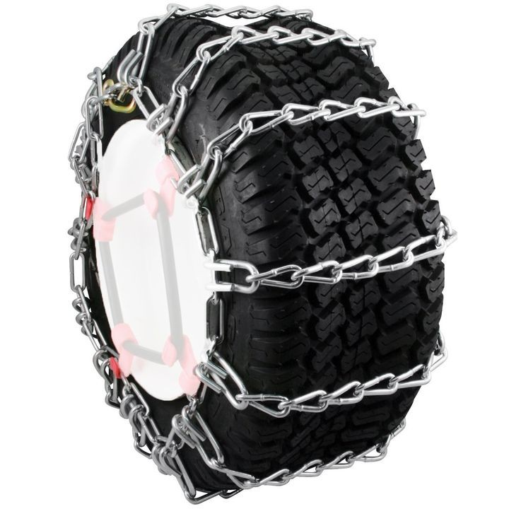 For Top Link Tractor Chain : Link snowblower garden tractor tire chain theisen s