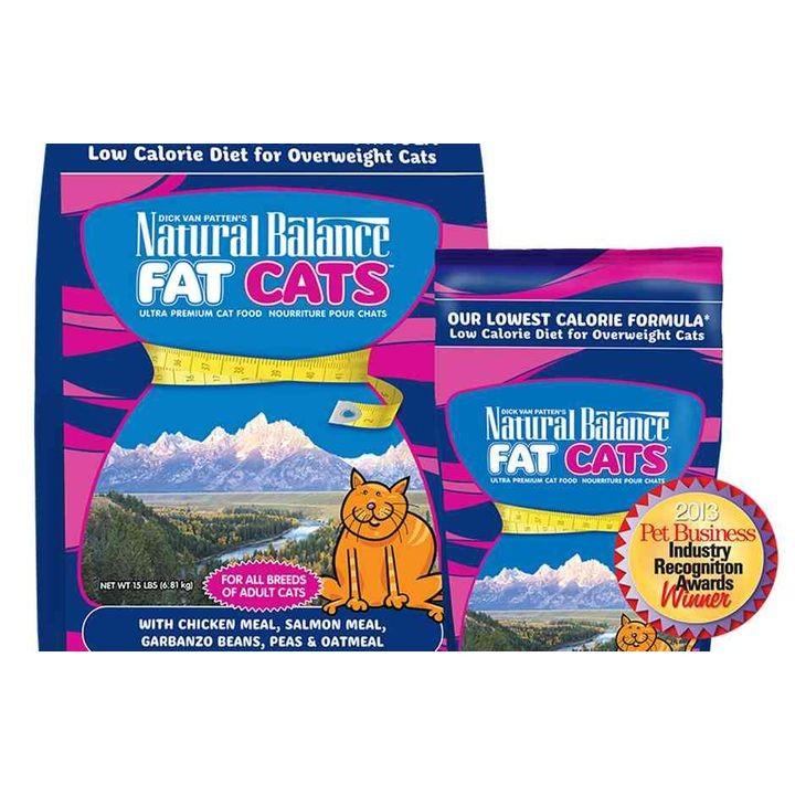 Natural Balance Fat Cat Food Reviews