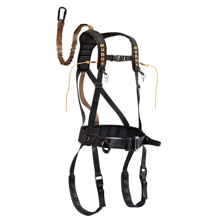 Muddy Safeguard Harness Black Small  Medium