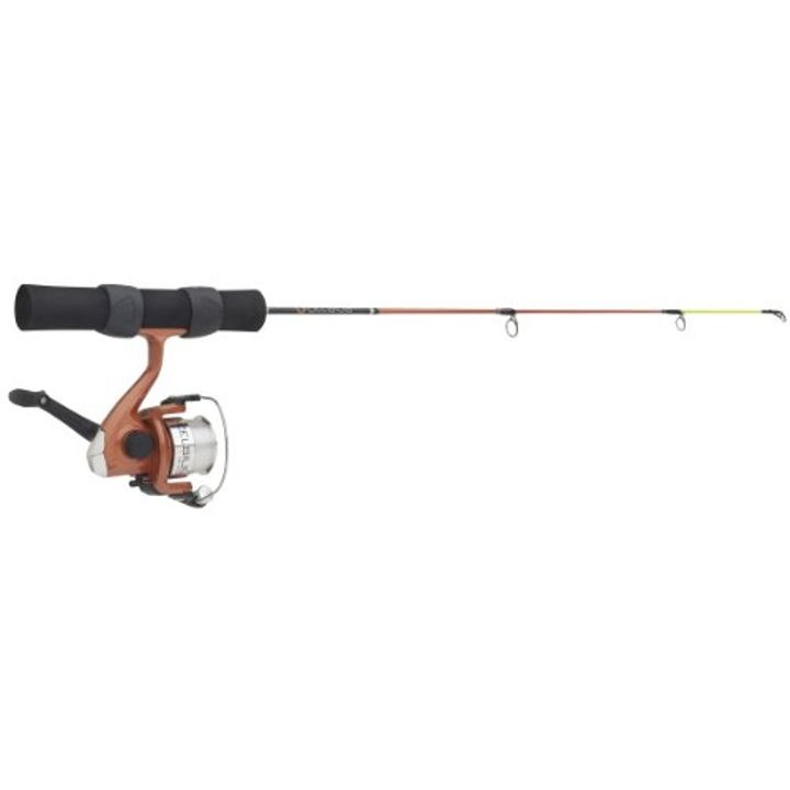 Chill factor 24 ml spinner combo theisen 39 s home auto for Ice fishing pole walmart